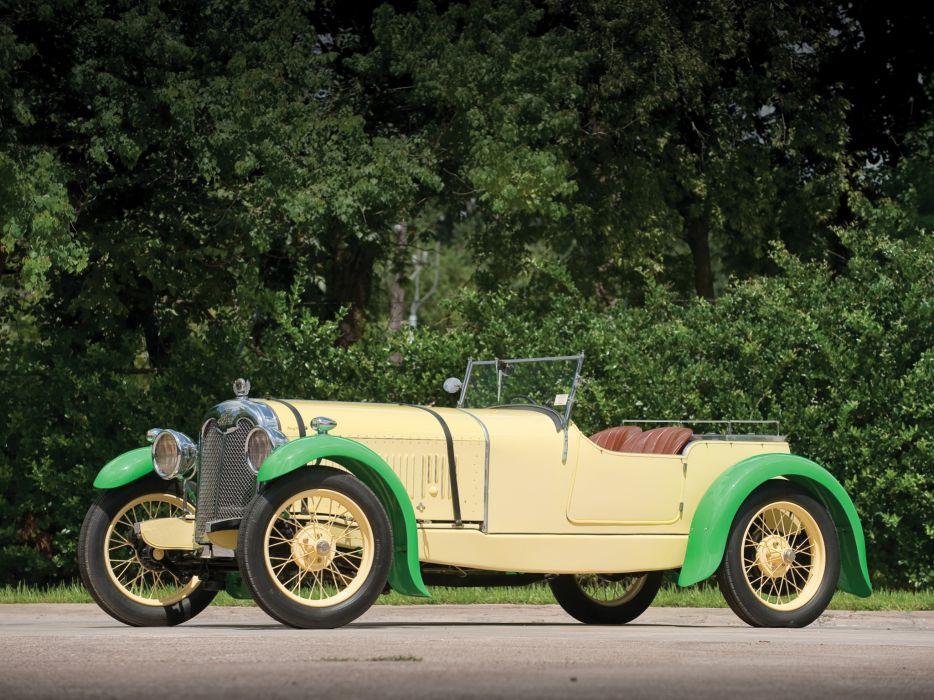 1929 Ford Model-T Frontenac Speedster retro wallpaper
