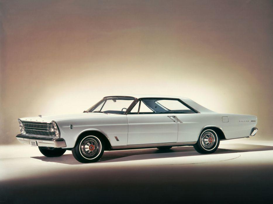 1966 Ford Galaxie 500 2-door Hardtop classic wallpaper