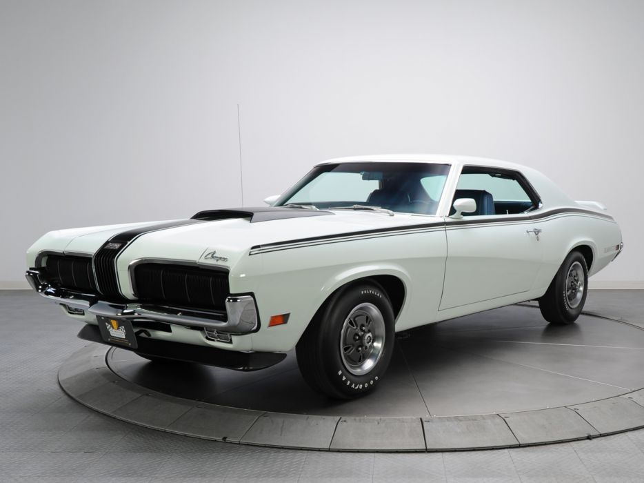 1970 Mercury Cougar Eliminator Boss 302 65a Muscle Classic