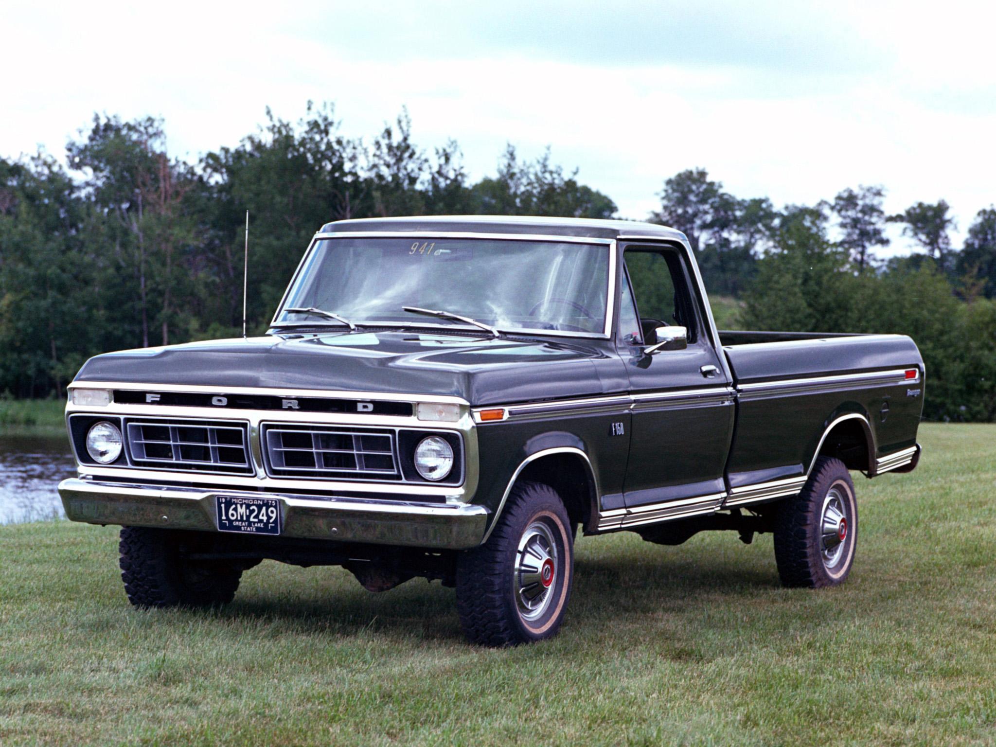 1976 ford f 150 ranger 4x4 pickup wallpaper 2048x1536 142541 wallpaperup. Black Bedroom Furniture Sets. Home Design Ideas