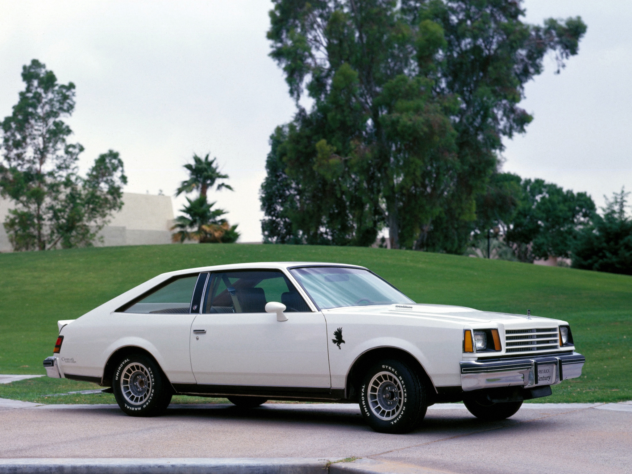 1979 Buick Century Turbo Coupe Classic G Wallpaper