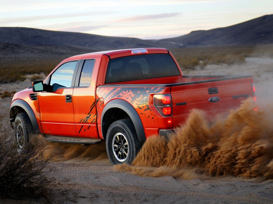 2009 Ford F-150 SVT Raptor SuperCab      jk wallpaper