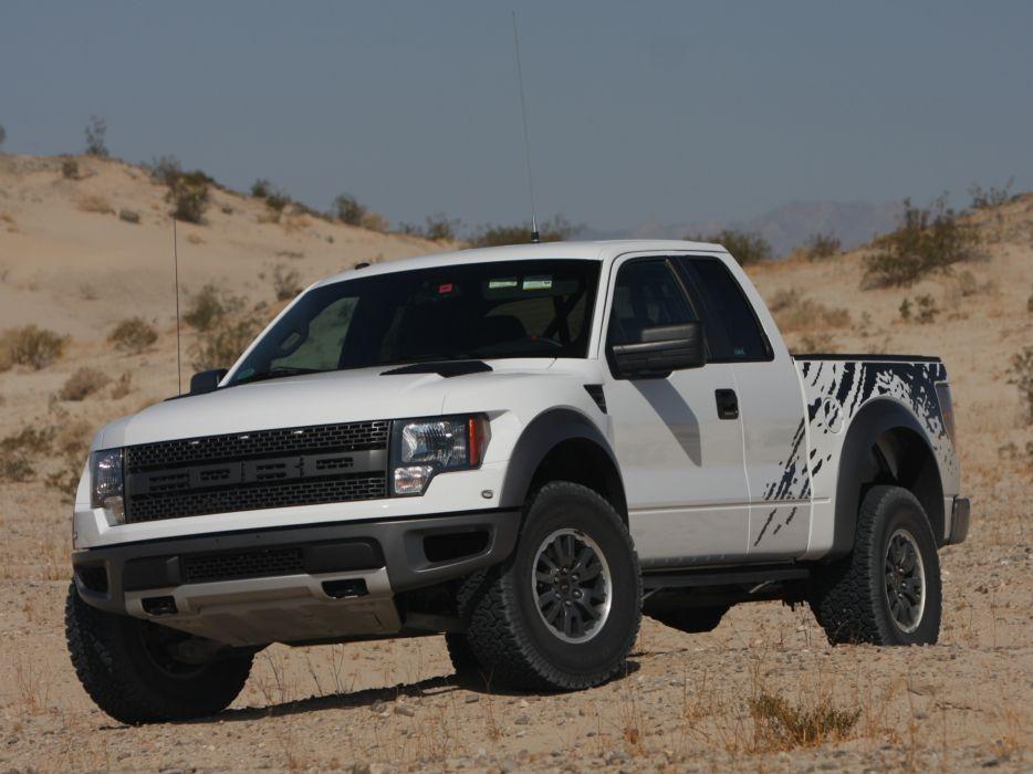 2009 Ford F-150 SVT Raptor SuperCab     kr wallpaper
