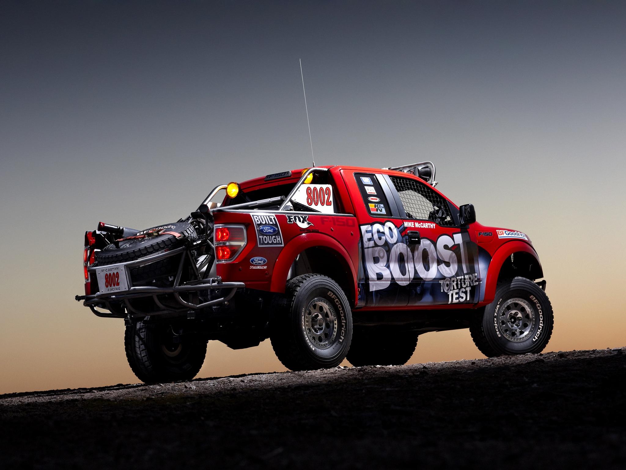 2010 Ford F-150 EcoBoost Desert Racer race racing pickup ...