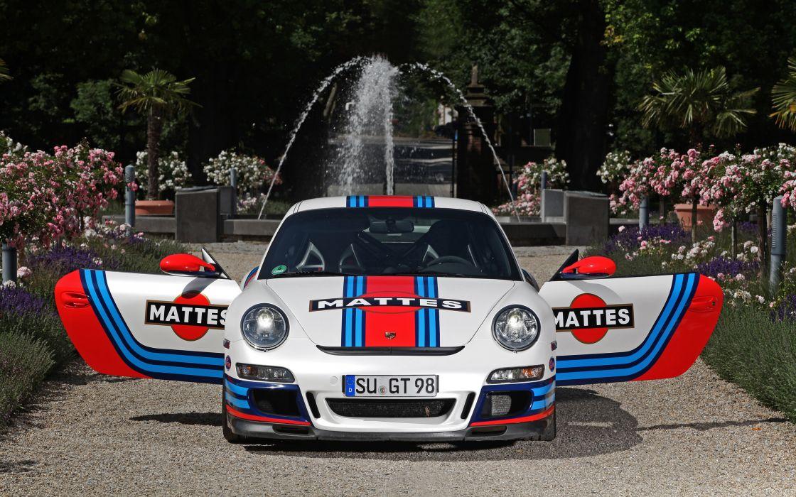 2013 Cam-Shaft Porsche 997 GT3 tuning race racing   h wallpaper