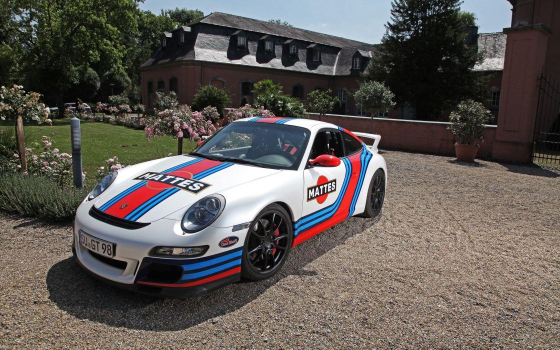 2013 Cam-Shaft Porsche 997 GT3 tuning race racing  g wallpaper