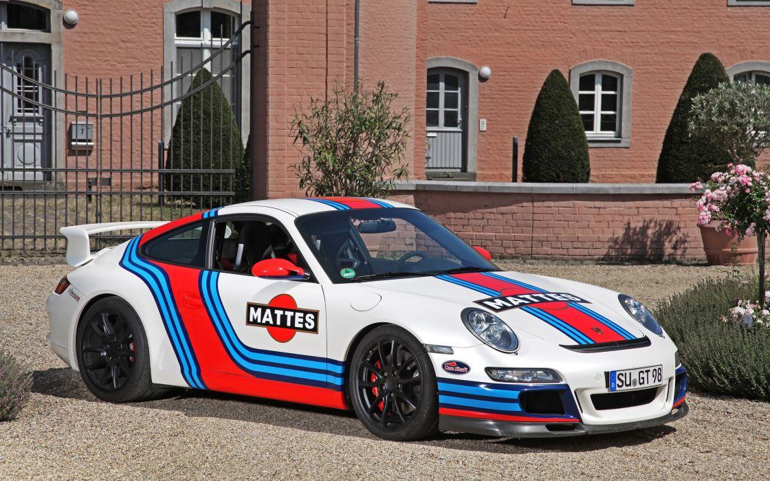 2013 Cam-Shaft Porsche 997 GT3 tuning race racing wallpaper