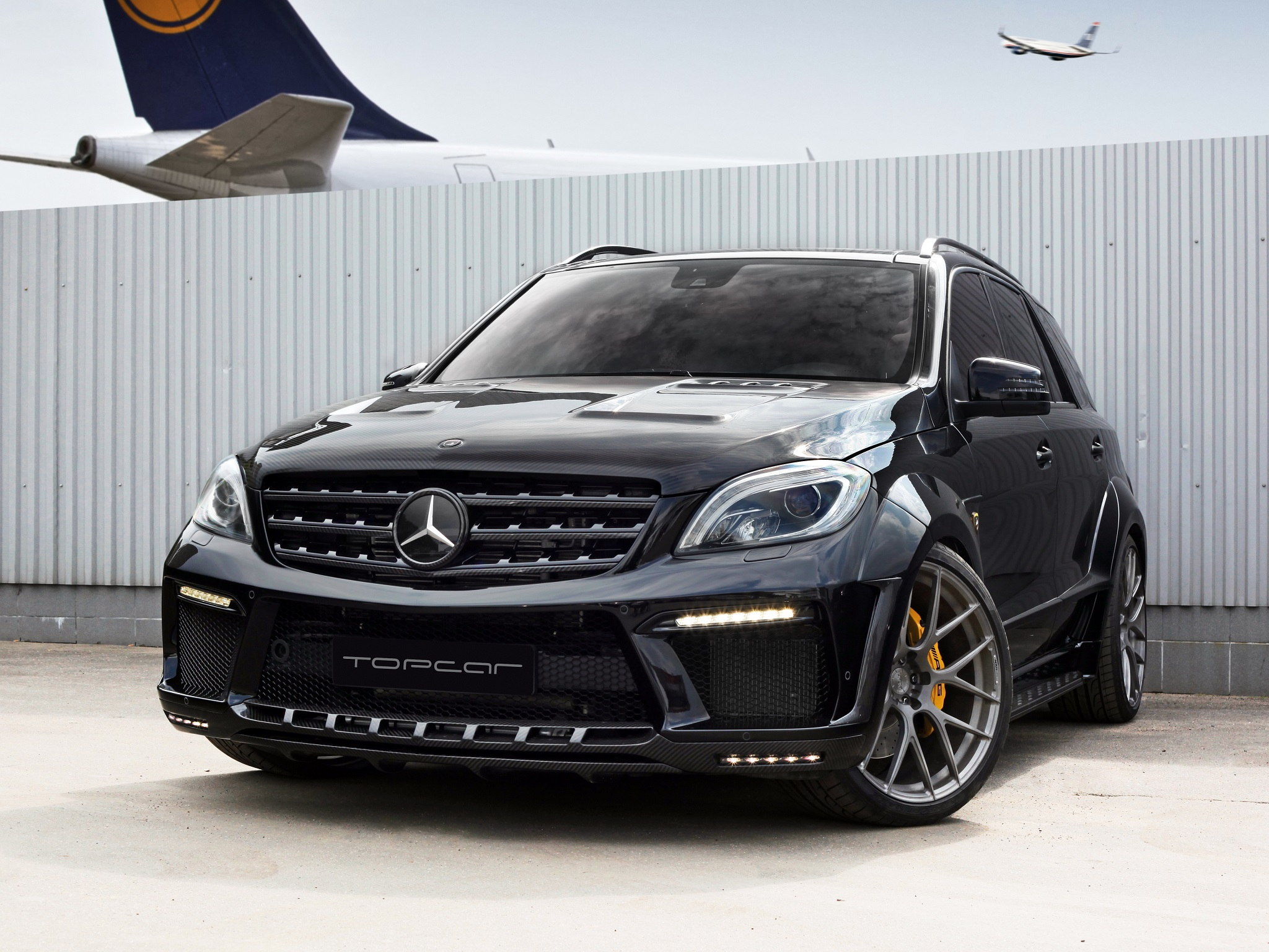 Mercedes benz ml 63 amg tuning for Mercedes benz e learning
