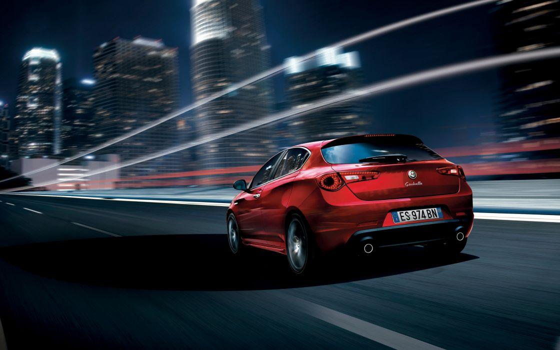 2014 Alfa Romeo Giulietta   hd wallpaper