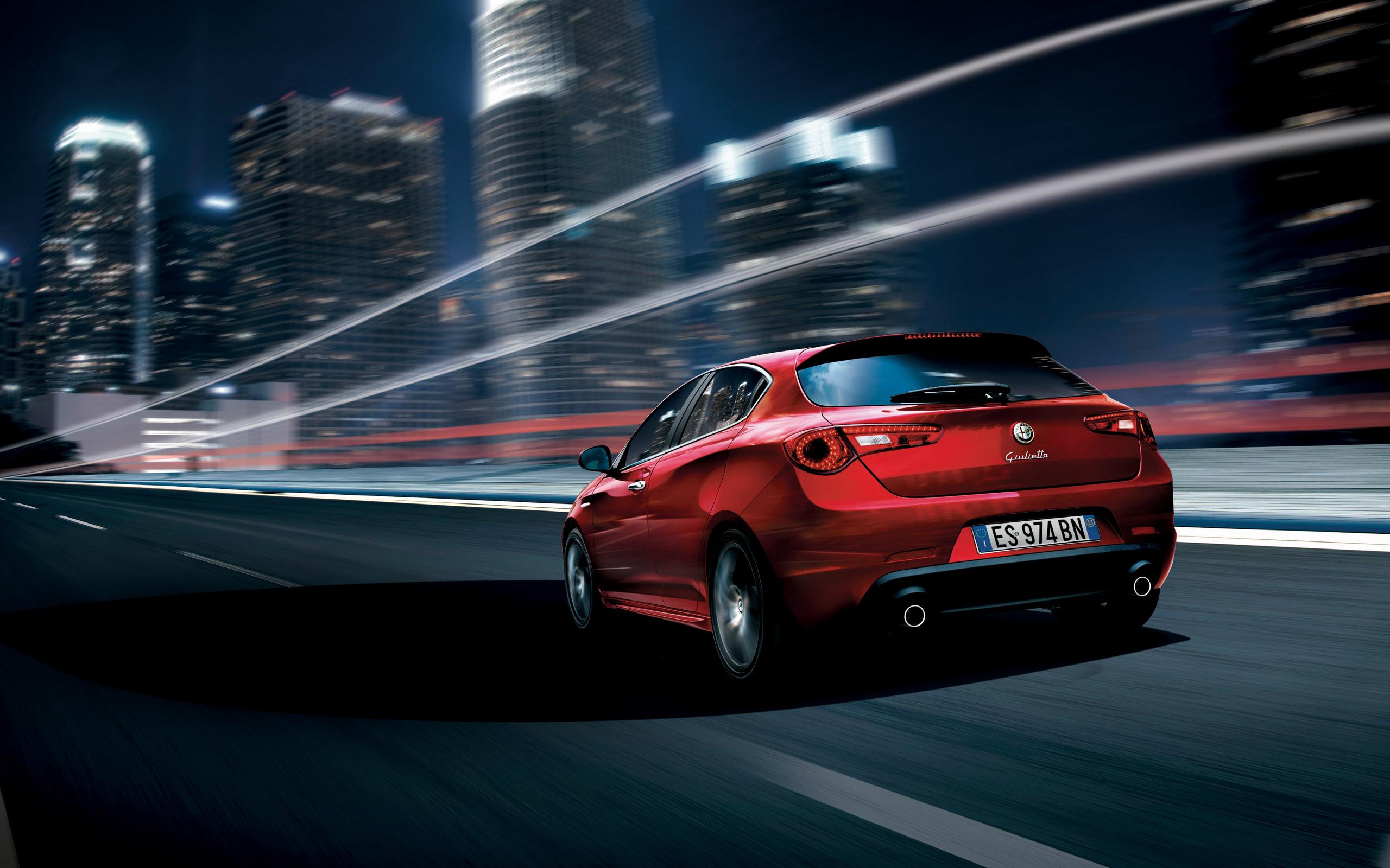 2014 Alfa Romeo Giulietta hd wallpaper | 2560x1600 ...