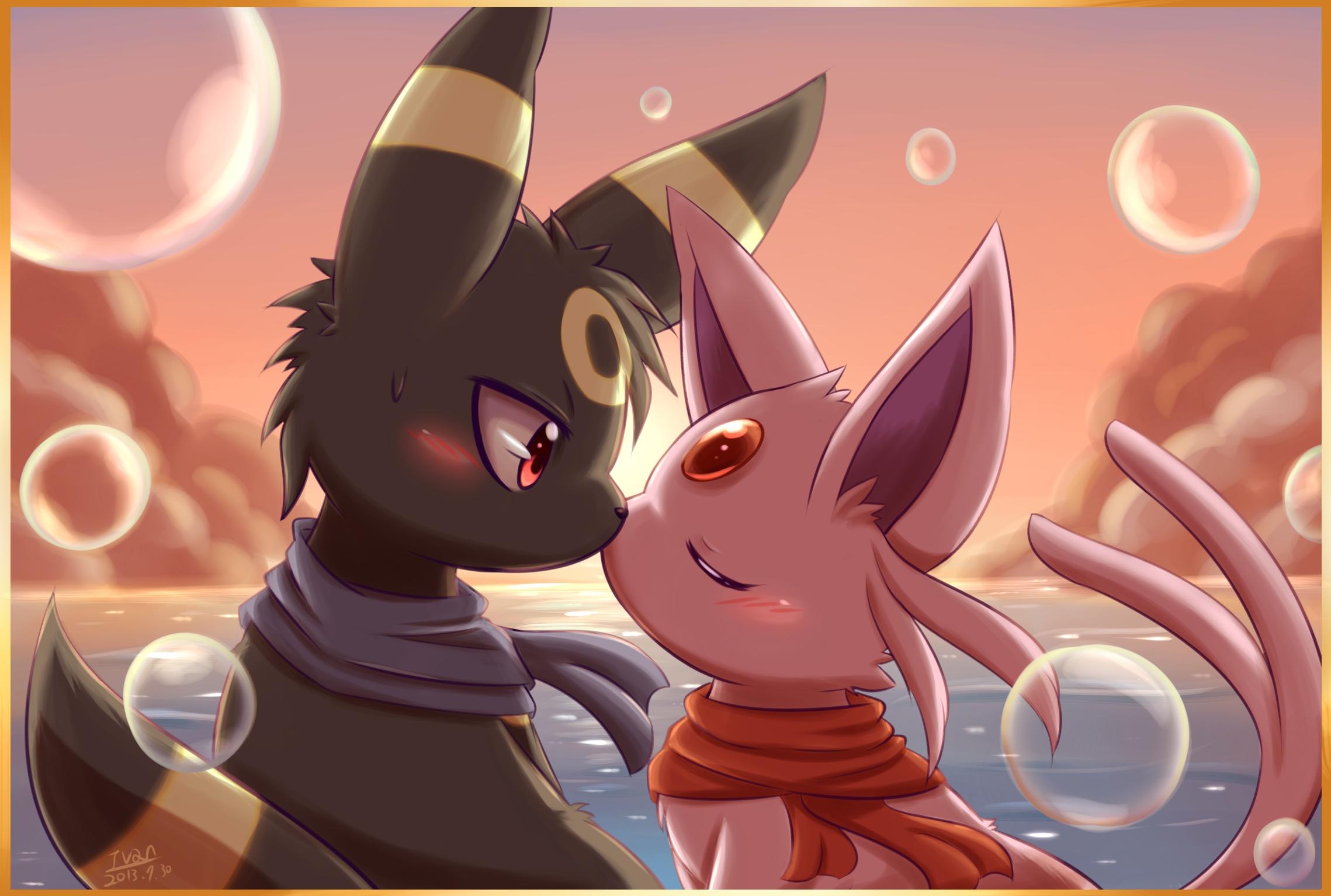 Pokemon Eeveelution Wallpaper