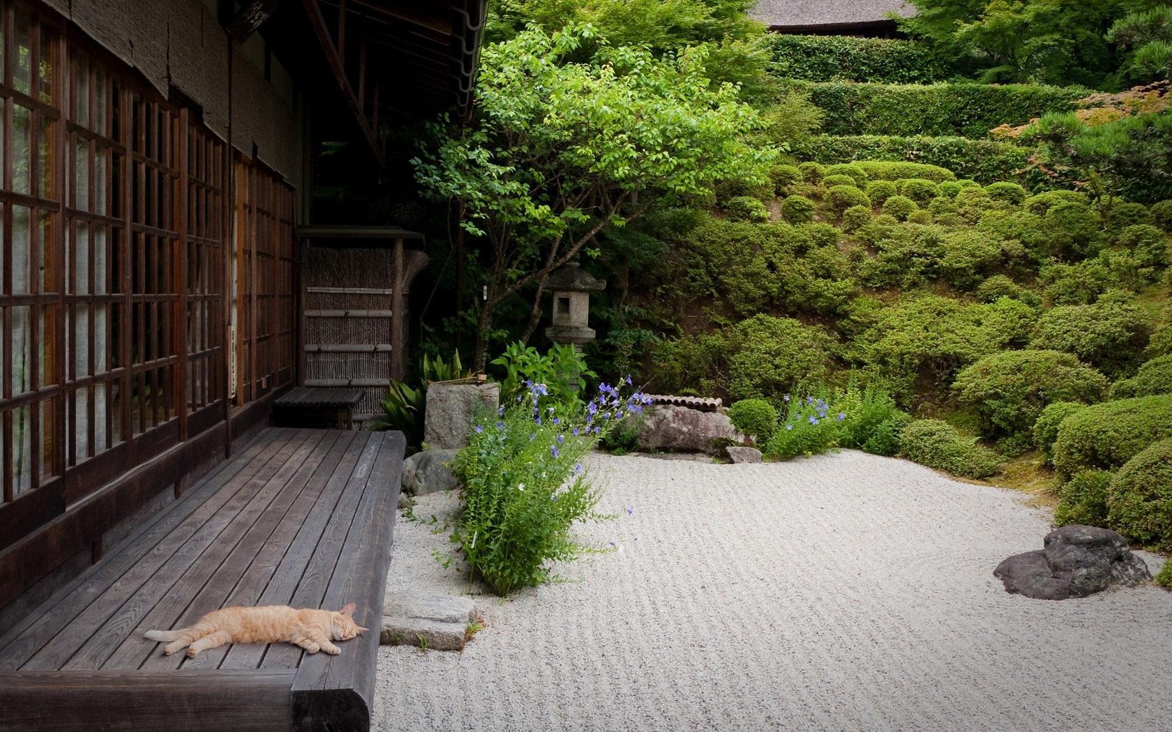 Japan Japanese Garden wallpaper 1680x1050 143158 WallpaperUP