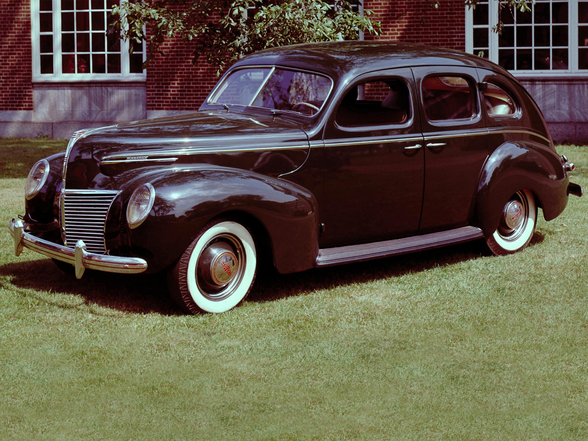 4 Door Sedan >> 1939 Mercury Eight 4-door Sedan 99A retro wallpaper | 2048x1536 | 143199 | WallpaperUP