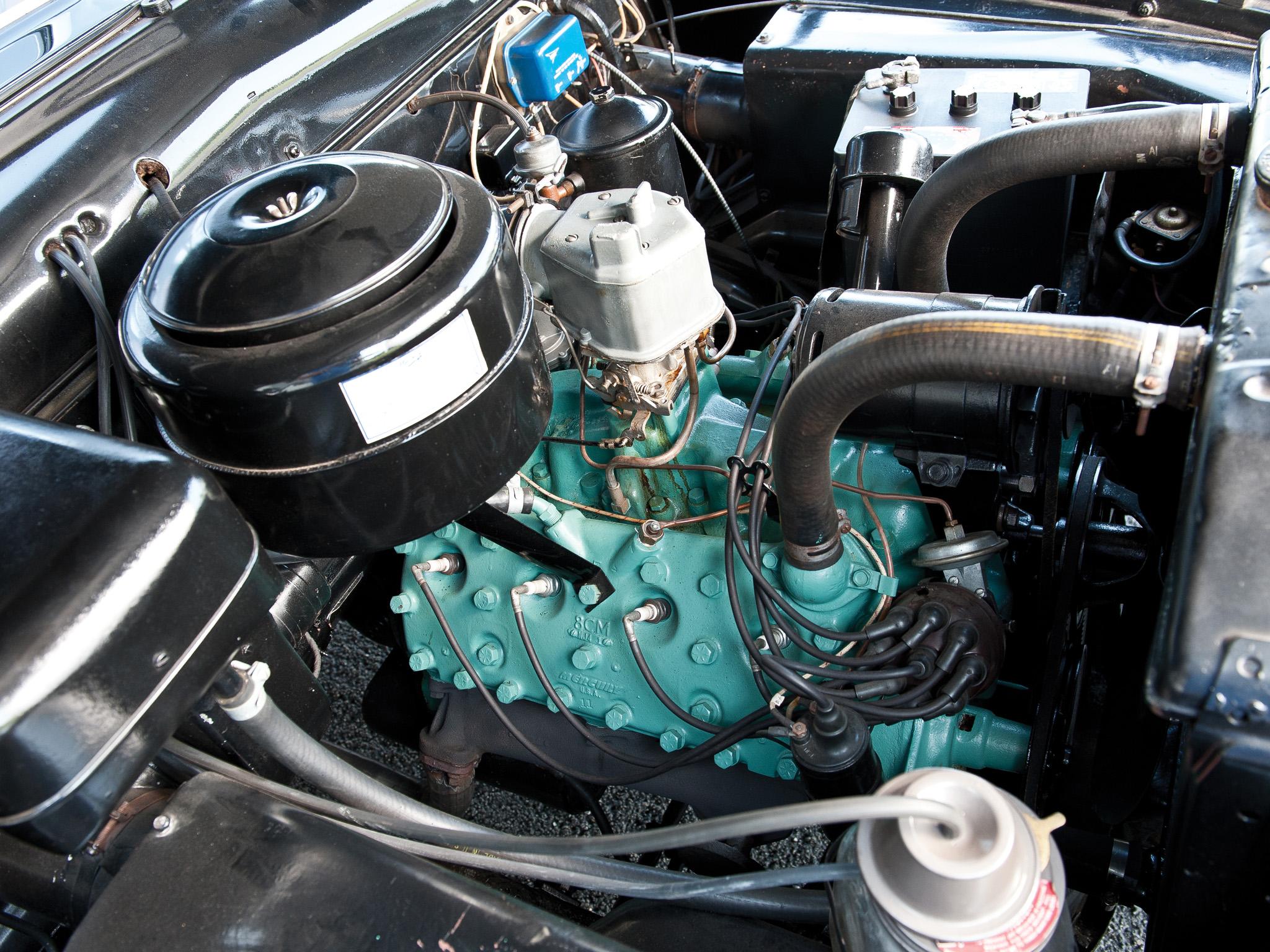Mercury V8 Engine