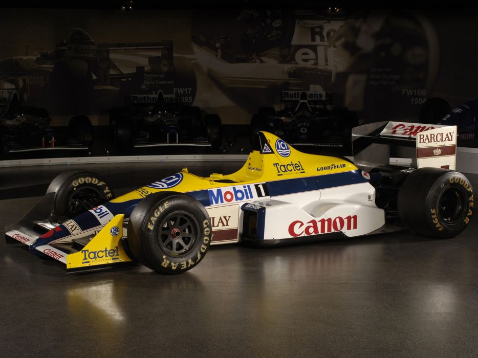 1988 Williams FW12 formula one f-1 race racing  g wallpaper