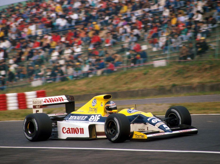 1989 Williams FW13 formula one f-1 race racing n wallpaper