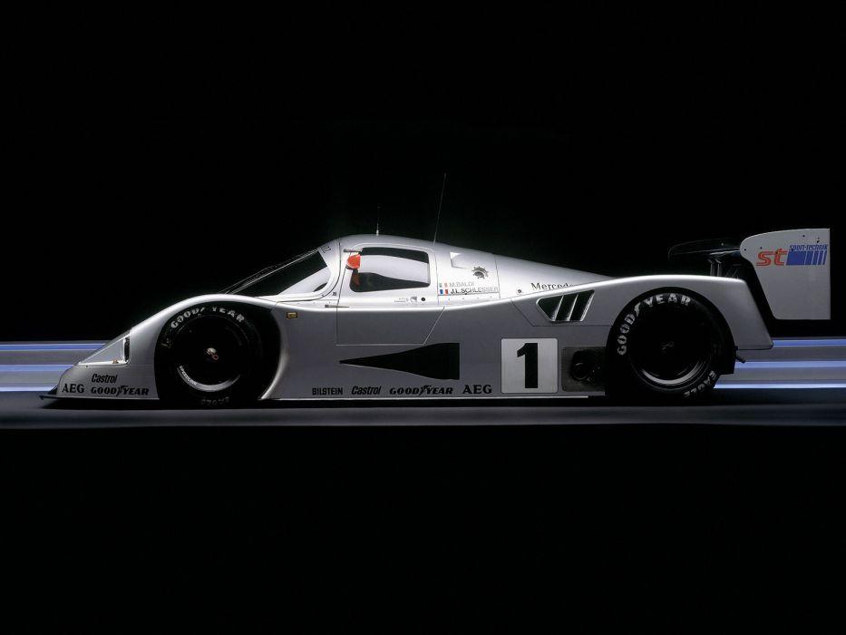 1990 Sauber Mercedes Benz C11 race racing   gw wallpaper