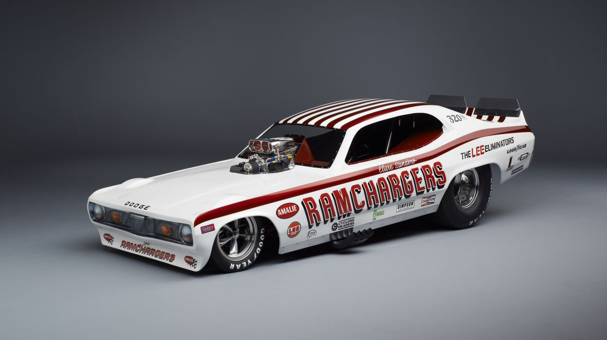 NHRA drag racing race funny-car funny hot rod rods 1972 dodge Demon wallpaper