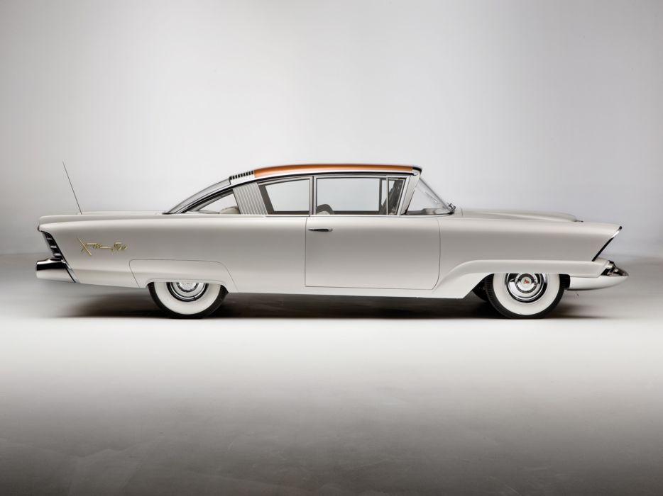 1954 Mercury Monterey XM-800 Concept retro custom    hd wallpaper