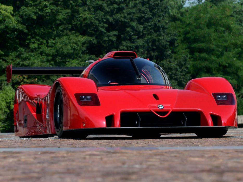 1987 Alfa Romeo S-E 048 S-P Group-C race racing wallpaper