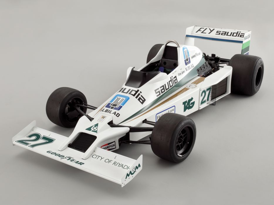 1978 Williams FW06 formula one f-1 race racing   gh wallpaper