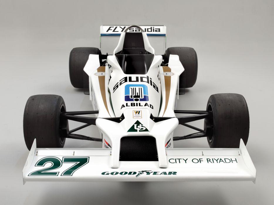 1978 Williams FW06 formula one f-1 race racing   hd wallpaper