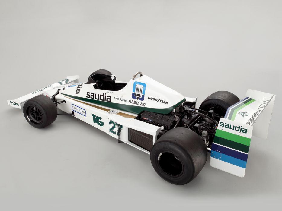 1978 Williams FW06 formula one f-1 race racing  g wallpaper