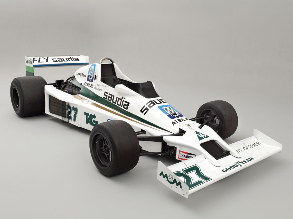 1978 Williams FW06 formula one f-1 race racing  gd wallpaper