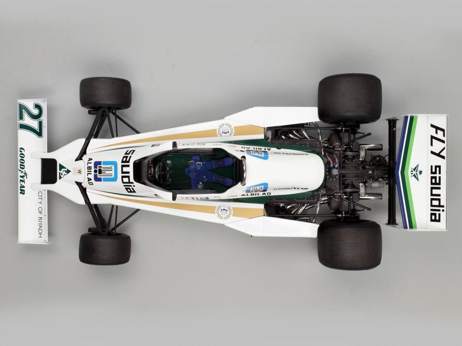 1978 Williams FW06 formula one f-1 race racing engine        g wallpaper
