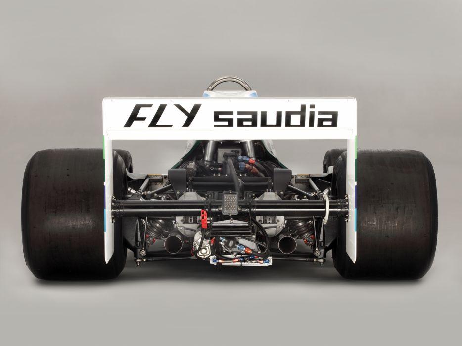 1978 Williams FW06 formula one f-1 race racing engine wheel         g wallpaper