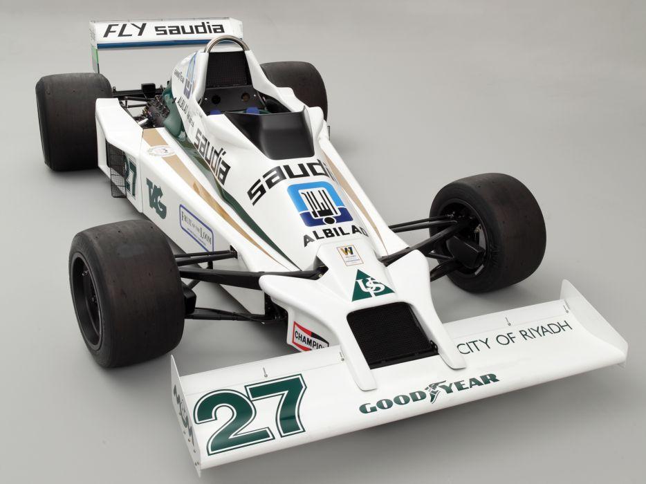 1978 Williams FW06 formula one f-1 race racing wallpaper