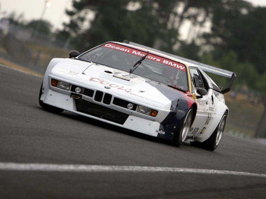 1979 BMW M-1 Procar E26 race racing    g wallpaper
