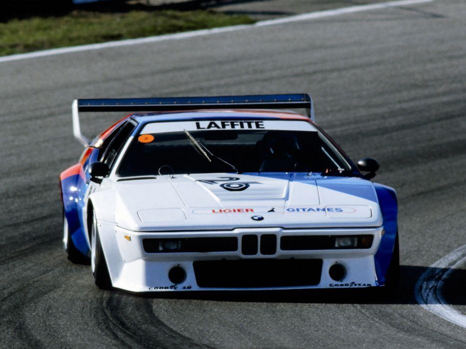 1979 BMW M-1 Procar E26 race racing wallpaper