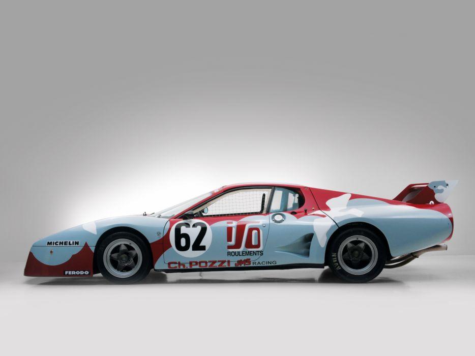 1979 Ferrari 512 B-B L-M II-III supercar race racing   g wallpaper