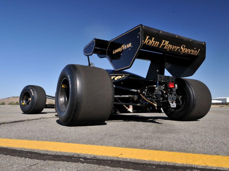 1984 Lotus 95T formula one f-1 race racing engine    d wallpaper