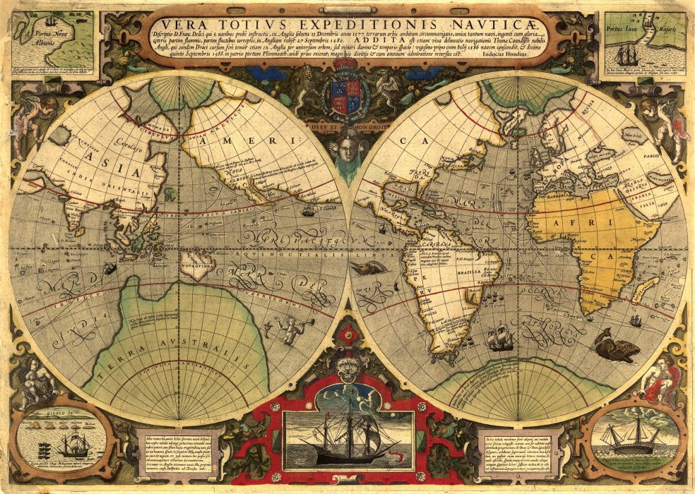 old map geography  d wallpaper