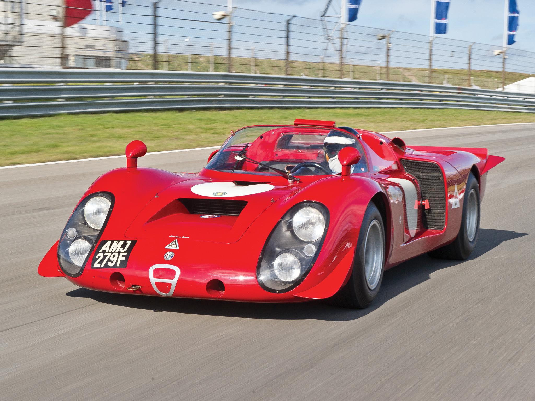 1968 alfa romeo tipo 33 2 daytona classic race racing le mans h wallpaper 2048x1536 143940. Black Bedroom Furniture Sets. Home Design Ideas