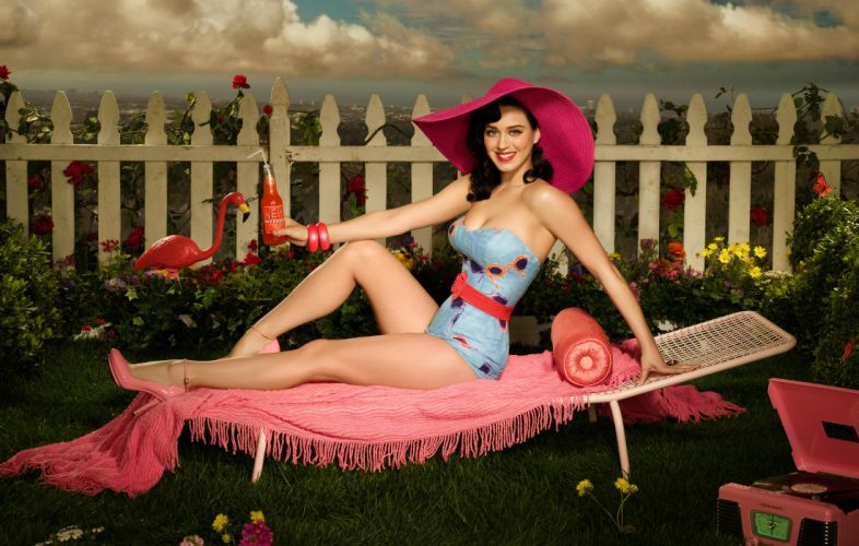 Katy Perry pop singer actress girl brunette n wallpaper