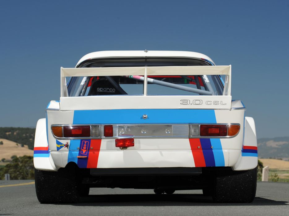 1973 BMW 3_0 CSL Group-2 Competition Coupe E-9 race racing   g wallpaper
