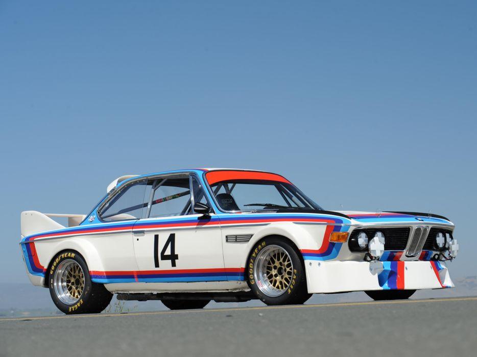 1973 BMW 3_0 CSL Group-2 Competition Coupe E-9 race racing le-mans    g wallpaper