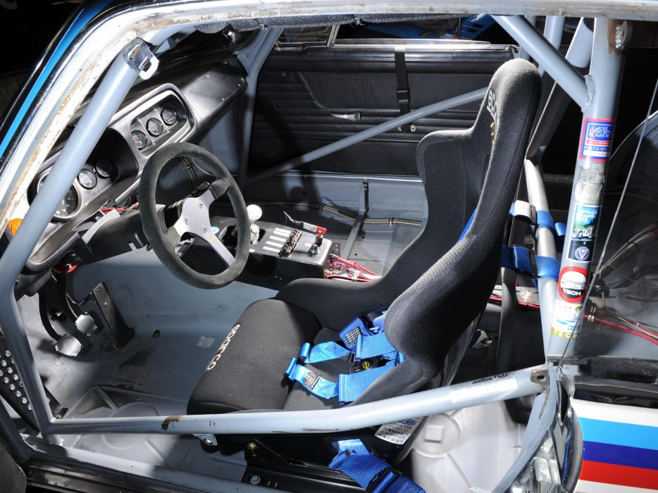 1973 BMW 3_0 CSL Group-2 Competition Coupe E-9 race racing interior wallpaper