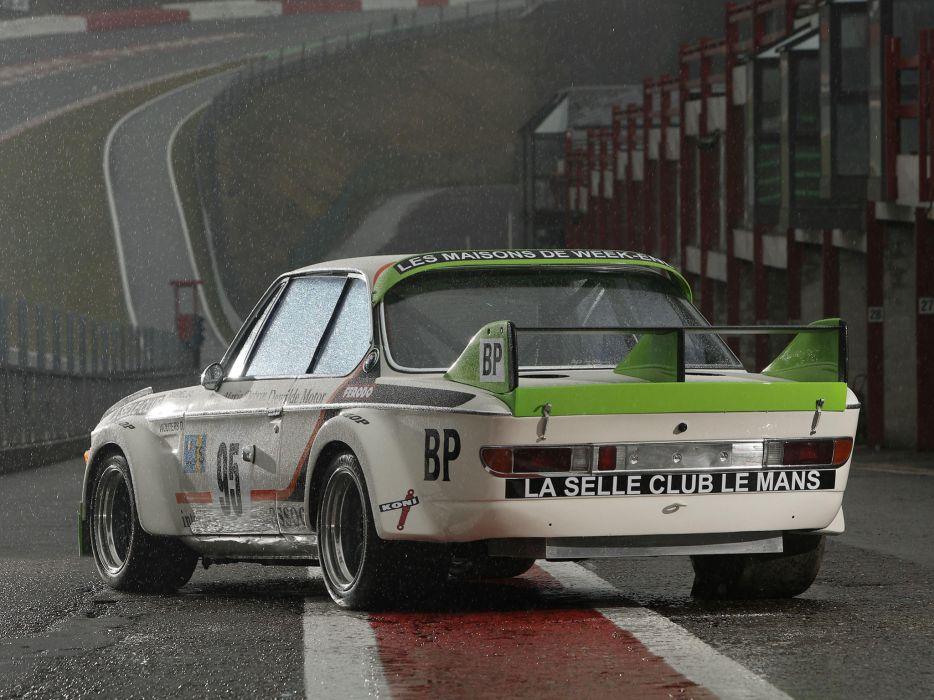 1973 BMW 3_0 CSL Group-2 Competition Coupe E-9 race racing le-mans wallpaper