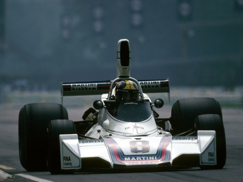 1975 Brabham BT44B formula one f-1 race racing        g wallpaper