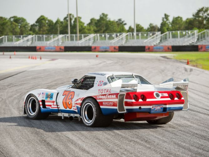 Racing In Car >> 1976 Greenwood Chevrolet Corvette IMSA Racing Coupe C-3 race supercar hot rod classic g ...