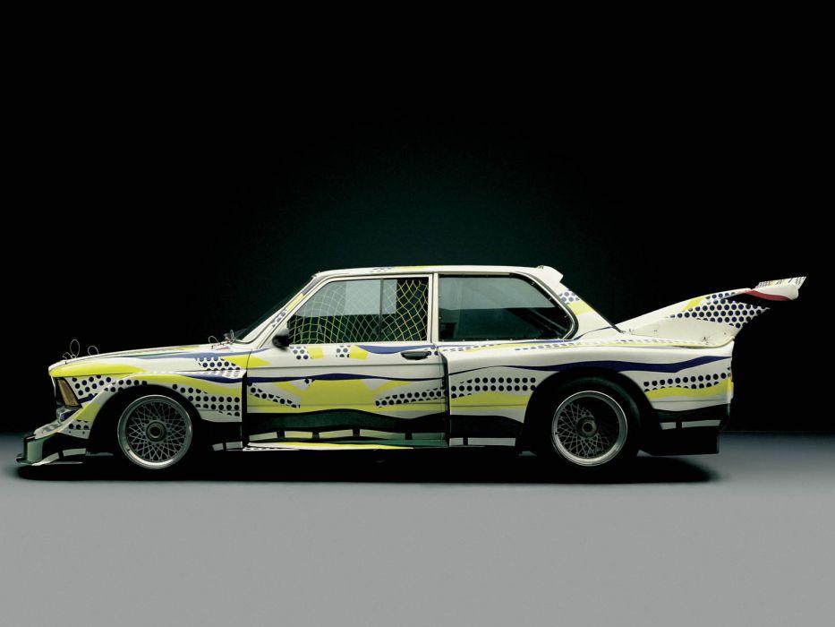1977 BMW 320i Turbo Group-5 E21 race racing   gh wallpaper