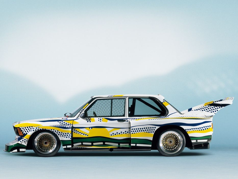 1977 BMW 320i Turbo Group-5 E21 race racing  g wallpaper