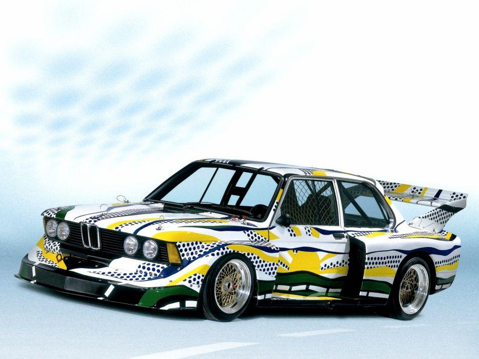 1977 BMW 320i Turbo Group-5 E21 race racing b wallpaper