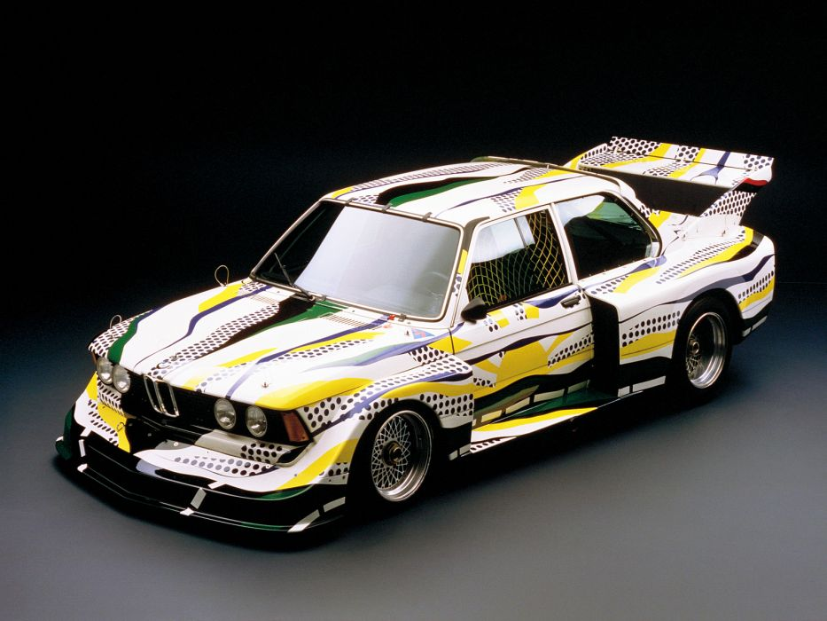 1977 BMW 320i Turbo Group-5 E21 race racing gs wallpaper