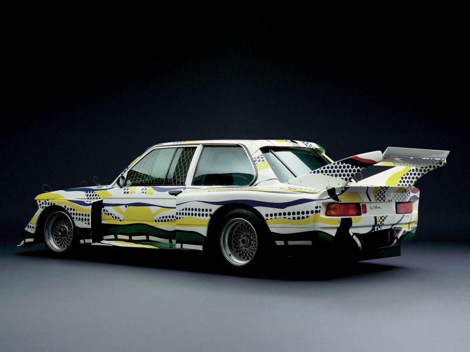 1977 BMW 320i Turbo Group-5 E21 race racing wallpaper
