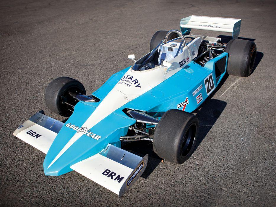1977 BRM P207 formula one f-1 race racing  f wallpaper
